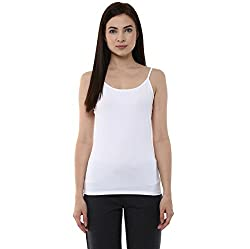 Ajile by Pantaloons Women's Casual Top (205000005580777_White_ L)