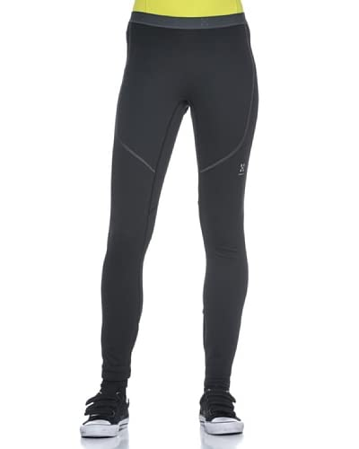 HAGLOFS Leggings Negro