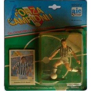 Forza Campioni! (Starting Lineup) 1990 - Rushino G.S.D. Barros - Football (So...