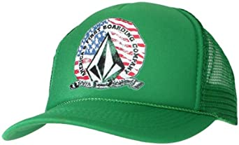 Volcom Men's Vato Otto Hat, Green, One Size