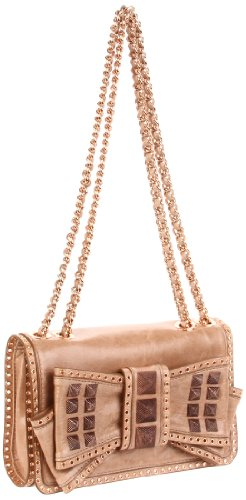 Rebecca Minkoff Sweetie Clutch,Cameo,One Size