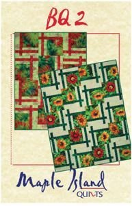 Maple Island Quilts BQ4 Quilt Pattern