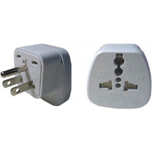 adaptateur pour prise electrique pas cher. Black Bedroom Furniture Sets. Home Design Ideas