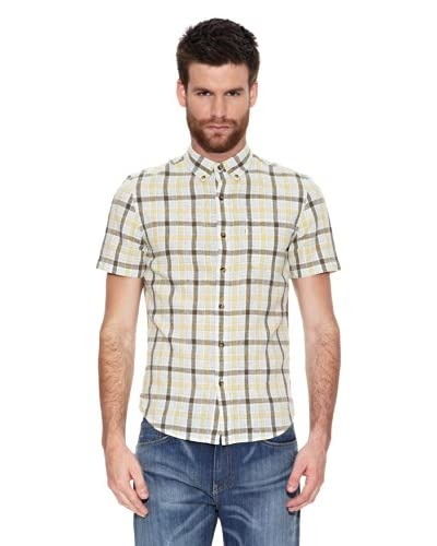 Levi´s Camisa Classic 1 Bolsillo Bleached
