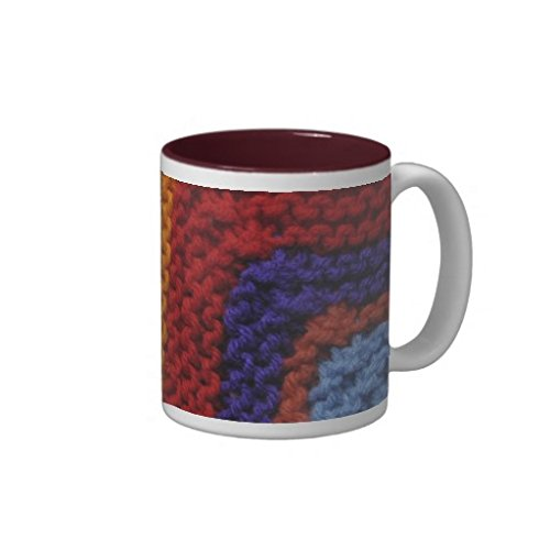 Knitted Mug