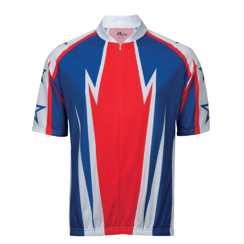 Buy Low Price Nashbar Patriot Jersey (B004UMC9C6)