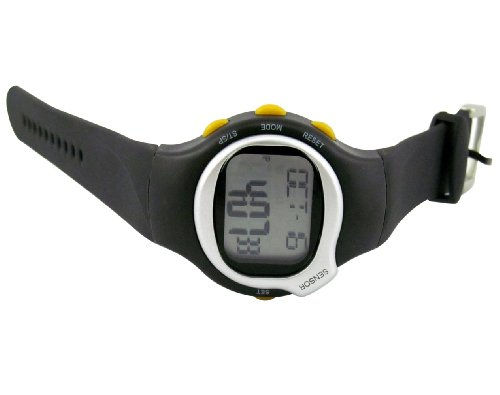 Image of AYBSZ Pulse Heart Rate Monitor Calories Counter Watch Fitness (B00ADKPP20)