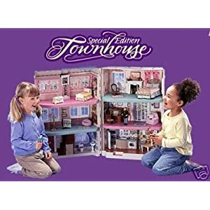 Loving Family Special Edition Townhouse - Dollhouse