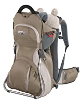 Vaude Child  Jolly Comfort Carrier Backpack (Brown, 20 L)