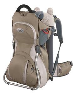 Vaude Child Jolly Comfort Carrier Backpack (Brown, 20 L) by VAUDE