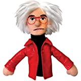 Andy Warhol Magnetic Finger Puppet