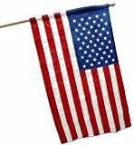 Lawn & Patio - United States of America Flag (3' x 5')