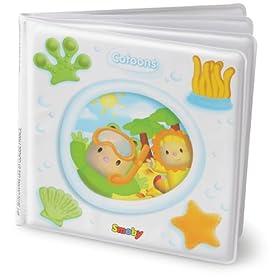 Smoby 211084 - Smoby Cotoons - Libro per bagno