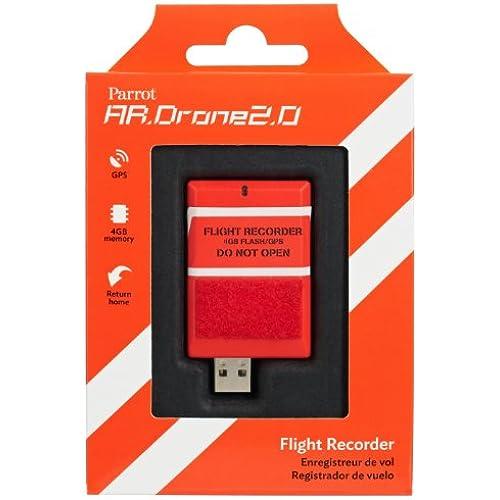 Not Machine Specific Parrot 드로(draw)  용 악세사리 3D GPS 플라이트 레코더 AR.Drone 2.0대응 PF070055-PF070055AA (2013-07-15)