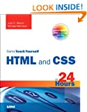 Sams Teach Yourself HTML and CSS in 24 Hours (Includes New HTML 5 Coverage) (Sams Teach Yourself...in 24 Hours)