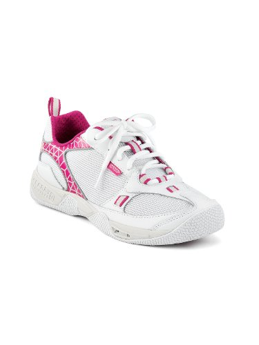 Sperry Top-Sider Sea Kite + Boat Shoe White / Pink