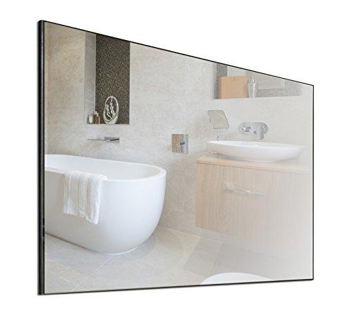 19 Inch Watervue Waterproof Bathroom TV, LG LED Screen, Stylish Mirror Design & Integrated Speakers