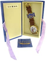 """FOSSIL """"Fantasia 1940-1995"""" Mickey Mouse as Sorcerer Motion Watch and Presentation Case"""