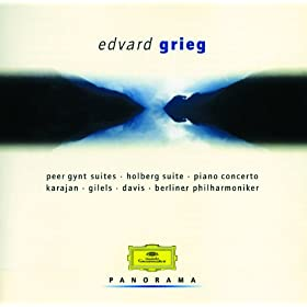 Grieg: Peer Gynt Suites; Holberg Suites; Piano Concerto (2 CDs)
