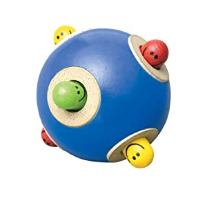 Wonderworld Peek-a-boo Ball (Older Version) (Discontinued by Manufacturer)