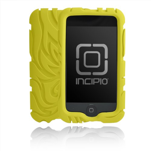 Incipio Technologies Tribal Silicone Case for iPod touch 2G - 3G (Yellow)