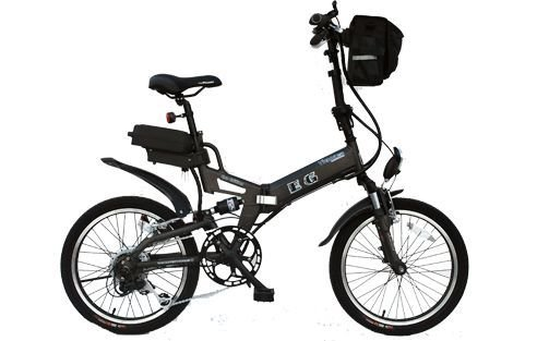 Eg Vienna 250 Folding Electric Bike