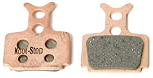 Kool Stop Replacement Bicycle Disc Brake Pads (Formula Mega/The One, Sintered)