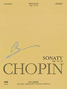 Sonatas, Op. 35 & 58: Chopin National Edition Vol. X from Pwm