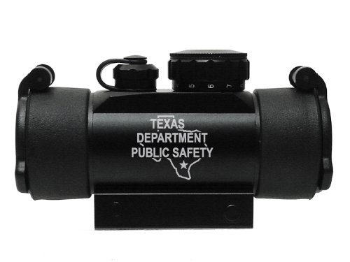 Police Tx Dps State Ol Engraved Truglo Tg8030B Red Dot Cqb Tactical Sight By Ndz Performance