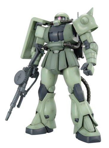 Gundam MS-06F Zaku II Minelayer MG 1/100 Scale