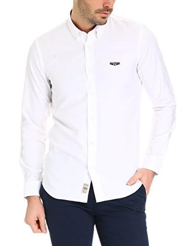 GALVANNI Camisa Hombre Despatico Blanco