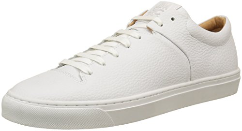 Jim RickeyCloud - Scarpe da Ginnastica Basse Uomo , Bianco (Blanc (JRF15162B)), 41