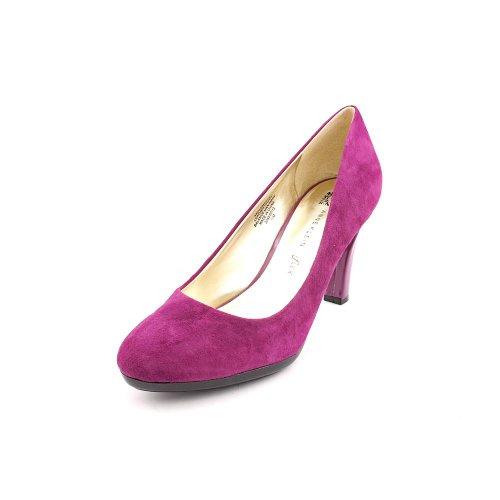 Ak Anne Klein Women'S Clemence Su Pump,Pink,6.5 M Us