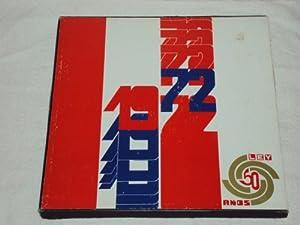 50 Anos De El Ley Colombian V/A 5 LP Box