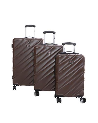 CANADIAN PEAK Set de 3 trolleys rígidos Spartacus