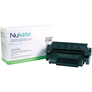 Nukote Laser Jet Cartridge For Use In Hp Laserjet 4, 5 (Lt76R)