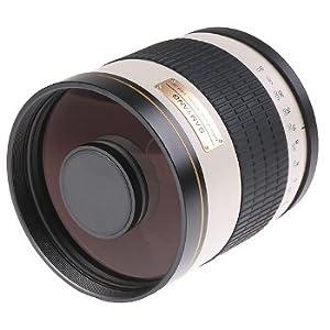 SAMYANG téléobjectif à miroir 8.0/800mm pour reflex numérique CANON ou NIKON ou SONY ou PENTAX ou OLYMPUS