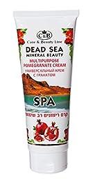 Dead Sea Minerals C&B Multi-Purpose Cream with Pomegranate 250ml