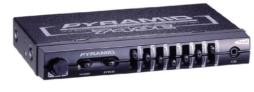 Pyramid RB749 7 Band Graphic Equalizer large image