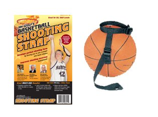 Star Shooter Jay Wolf's Basketball Shooting Strap Training Aid
