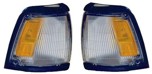 Depo 312-1516L-AS2 Toyota Pickup Driver Side Replacement Parking/Corner Light Assembly Style: Driver Side (LH)
