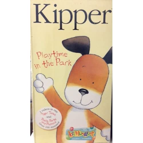 Amazon.com: Kipper Playtime in the Park