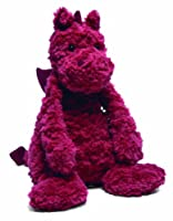 "Charmed Dylan Red Dragon 16"" by Jellycat from Jellycat"