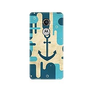 BlueAnchor Case For Motorola Moto X (2nd Gen)