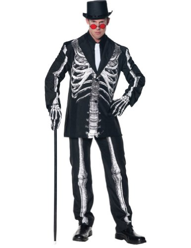 Bone Daddy Adult Costume Xxl Adult Mens Costume