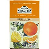 Ahmad Tea London Mixed Citrus Tea - 20 Bags by Ahmad Tea of London