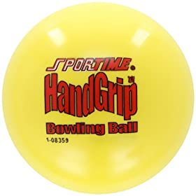 Buy Sportime Cosom by Cramer HandGrip Bowling Ball for PocketPins Bowling Game by Sportime
