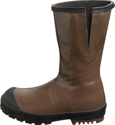 Honeywell Safety 22235-10 Servus Insulated Neoprene Iii Advance Hi Steel Toe For Men'S, Size-10, Copper Tan/Black