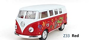 Brinquedos, Miniature Pull Back Bus, Doors Openable Bus: Toys & Games