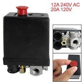 Pool Spa Water Pump Automatic Air Compressor Switch